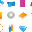 Icon Set — Vecteur #1979624