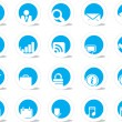 Icon Set - Stock Vector