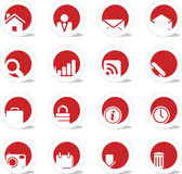 Icon Set — Stock Vector