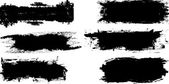 Grunge 横幅 — 图库矢量图片