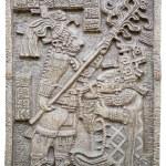 Maya ornament — Stock Photo