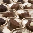 Stockfoto: Chocolate box