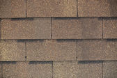 Fragment of roof shingle — Stock Photo