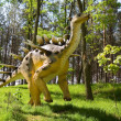 Stock Photo: Kentrosaurus aethiopicus