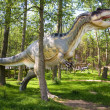 Stock Photo: Allosaurus fragilis