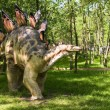 Stock Photo: Stegosaurus armatus
