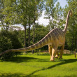 Stock Photo: Mamenchisaurus constructus