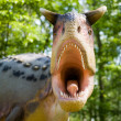Stock Photo: Carnotaurus sastrei