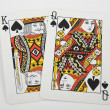 Playing cards - Stok fotoraf