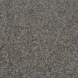 Black sand on the beach - Stock Photo