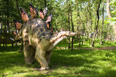 Stegosaurus armatus — Stock Photo