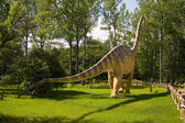 Mamenchisaurus constructus — Stock Photo
