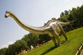Diplodocus longus — Stock Photo