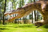 Spinosaurus aegyptiacus — Stock Photo