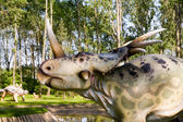 Styracosaurus albertensis — Stock Photo