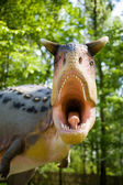 Carnotaurus sastrei — Stock Photo