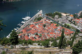 View on Kotor old city — Stock Photo
