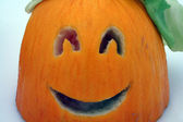 Happy melon — Stock Photo