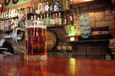 Boccale di birra — Foto Stock