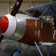 WW1 plane - Stock Photo