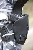 Gun holster — Stock Photo