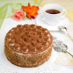 Delicious cake — Stock Photo #2040683
