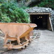 Mine trolley — Stock Photo #2041449