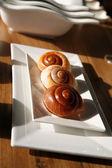 Three shells — Stock Photo