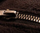 Zipper — Stock Photo