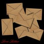 Letter — Stock Photo