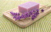 Výzdoba mýdlo — Stock fotografie
