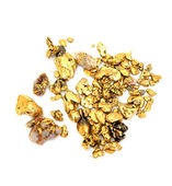Gold Nugget — Stock Photo