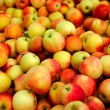 Yellow And Red Apple — Stock Photo #2089706