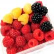 Assorted Berries — Stock Photo #2089736