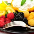 Low Calorie Berry Salad — ストック写真 #2089839