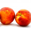 Summer Peaches — Stock Photo