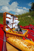 Picnic Setting — Stock Photo