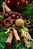 Chritmas Tree Decoration — Stock Photo