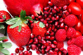 Bright Red Fruit — Stock Photo