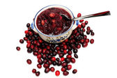 Cranberry Sauce — Stock Photo