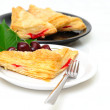 Cherry Turnover — Stock Photo