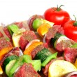 Steak Kabob — Stock Photo #2191832
