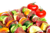 Steak Kabob — Stock Photo