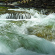 Stock Photo: Rushing River Rapids