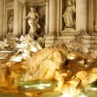 Постер, плакат: The Trevi Fountain