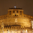 The Castel Sant&#039;Angelo - Stock Photo