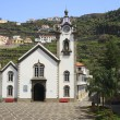 Church in Ribeira Brava — Stock Photo
