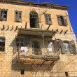Old house in Nazareth — Stock Photo