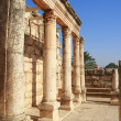 Stock Photo: Synagogue in Capernaum