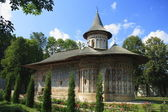The Voronet Monastery — Stock Photo